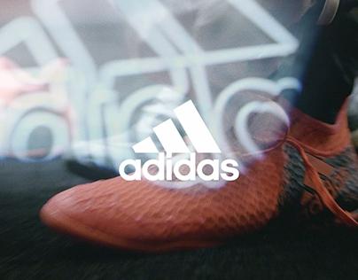 First Never Follows - adidas
