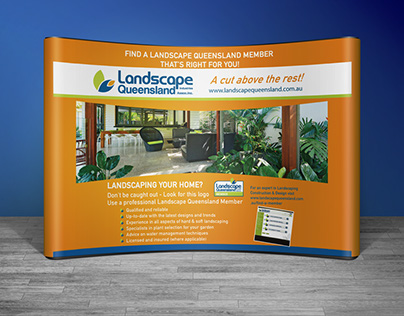 Landscape Queensland Expo Graphics