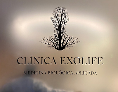 Clínica Exolife — Graphic Identity