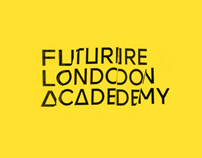 Future London Academy. Rebranding