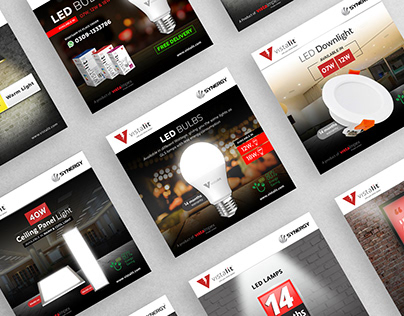 Branding & Marketing Collateral for Vistalit