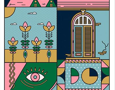Poster Diego Gonzalez