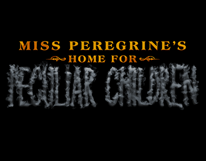 Miss Peregrine's Home for Peculiar Children - Titles