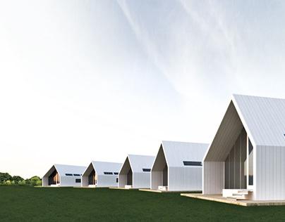 Modular Houses System