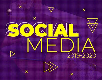 Social Media (2019-2020)