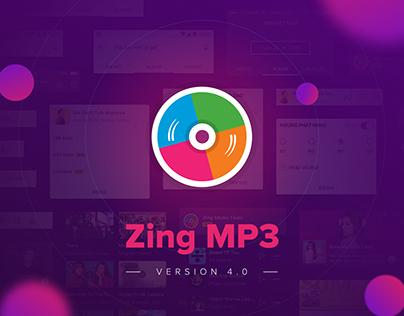 Zing MP3 - Version 4.0
