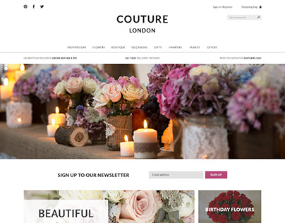 Couture London Florist