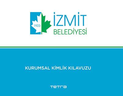 İzmit Belediyesi ⋈ Kurumsal Kimlik Kılavuzu