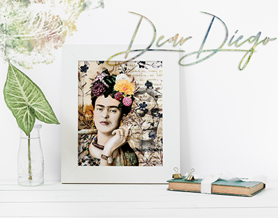 Don't call me Frida - Dear Diego