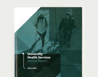 2016 University Health Services Annual Report