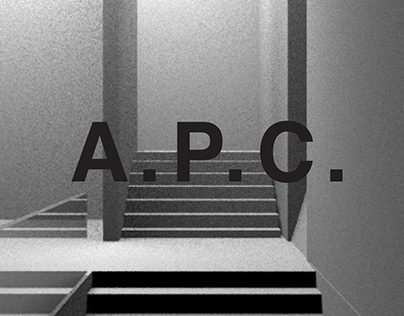 This is the A.P.C. Store