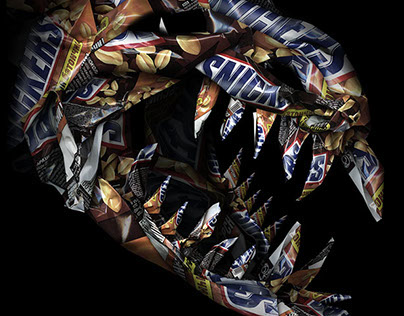 Snickers Dino