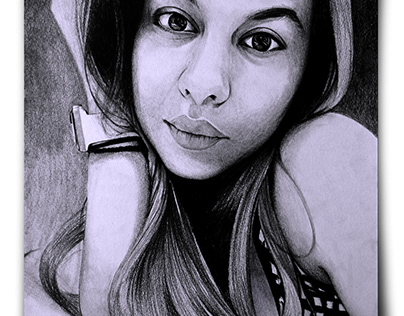 REMARKABLE | Pencil & Charcoal Sketch by Kamal Nishad