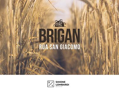 "Brigan ""Rúa San Giacomo"" - CD Design Project (Part 1)"