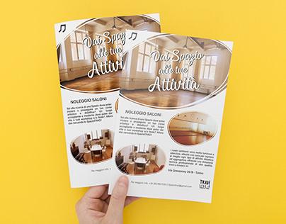 Flyer Pubblicitario