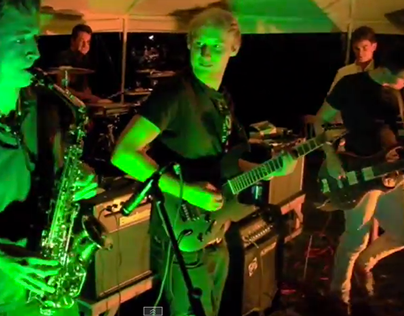 The Alice Band - Charity Gig Promo Footage