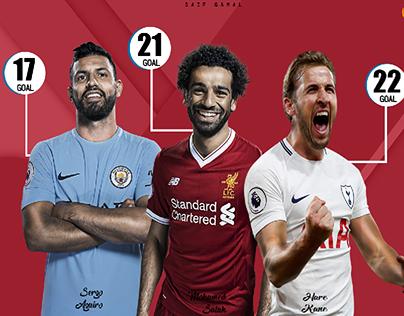 English Premier League goals