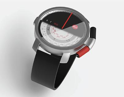 Leica - Watch light meter