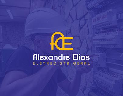 Logo Eletricista   Electrician branding