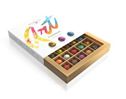Belenguer Chocolates. Art Series