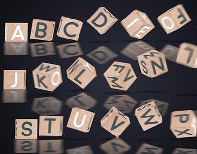 Cube Typeface