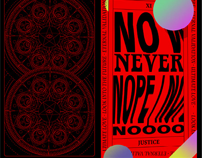 Tarot Motion Poster