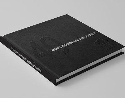 Libro CARACOL Televisión 40 años