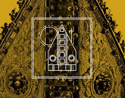 """Visual Design """"Tre grandi mostre"""" - Natale 2014"""