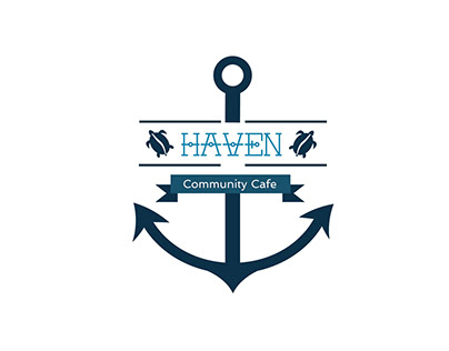 Logo for community cafe.