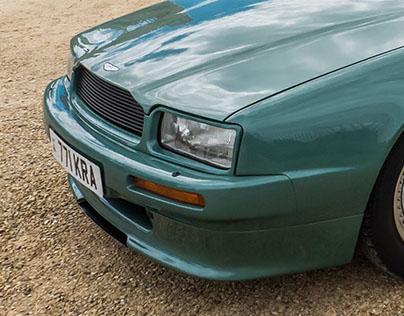 Aston Martin at Burghley House