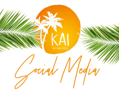 KAI - By the pool | Social Media Collaterals