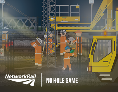 Network Rail - No Hole Game