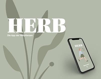 HERB - Die App der Heilpflanzen