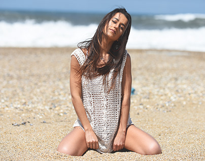 Helena Beach Photoshoot