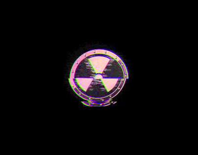 Radiation Glitch Effect