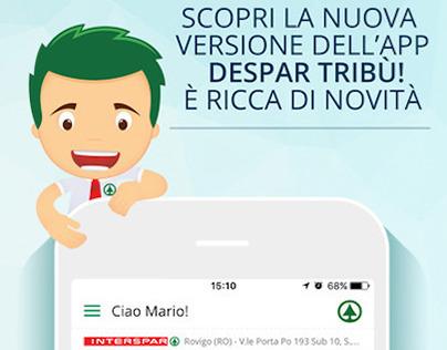 Despar Tribù [Mobile App]