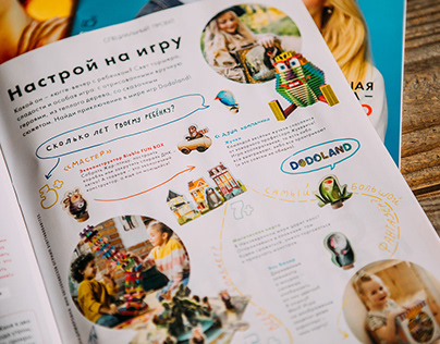 Advertising for Dodoland.ru