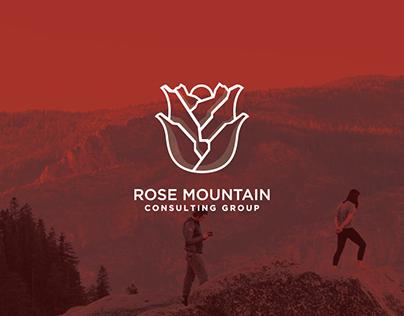 Rose Mountain Logo Concept
