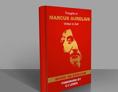 Marcus Aurelius - Book Cover Design