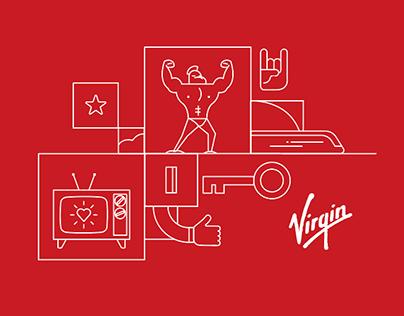 Virgin - Red