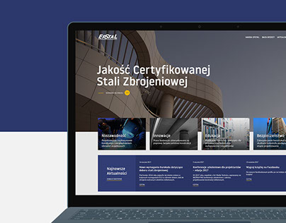 Epstal - Website