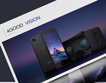 Presentation 4Good Smartphone Vision