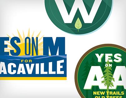 Election Logos