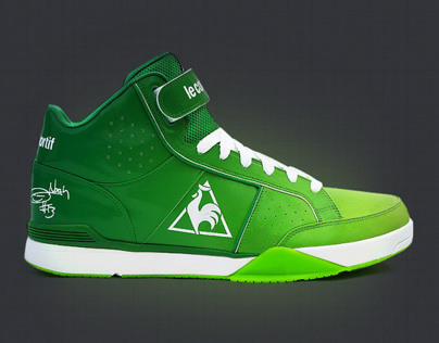 Le Coq Sportif website