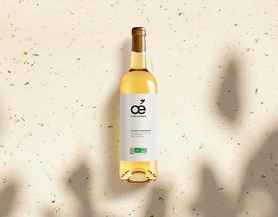 Oé • Brand identity