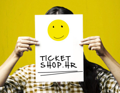 Ticketshop.hr Logo