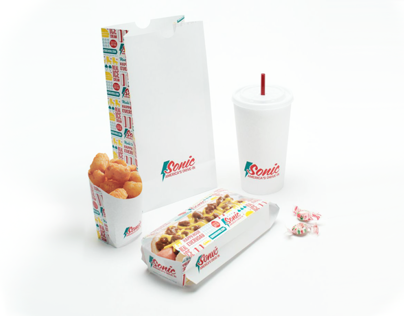 Sonic Packaging Redesign