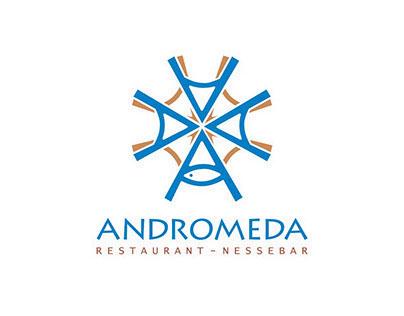 ANDROMEDA / Logo