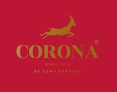 Rebranding Corona Chocolate