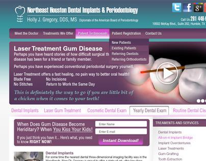 Dental Implant & Periodontist - Houston TX